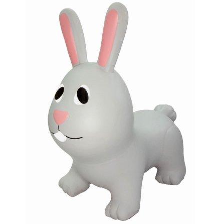 Hoppdjur Kanin, Grå, Gerardo Toys