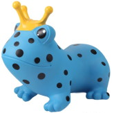 Hoppdjur Groda, Blå, Gerardo Toys