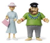 Efraim & Prussiluskan Figurset