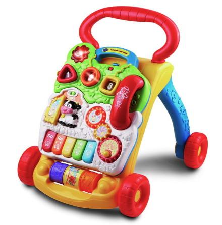 Vtech Baby Min Första Gåvagn