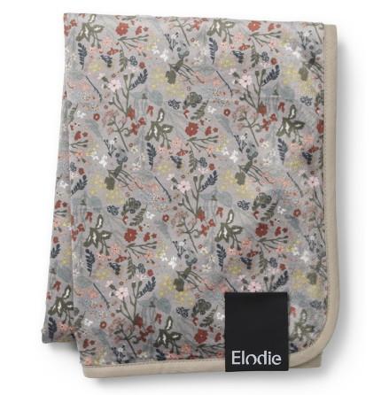 Elodie Details Pärlsammetsfilt - Vintage Flower
