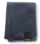 Elodie Details Pärlsammetsfilt - Juniper Blue