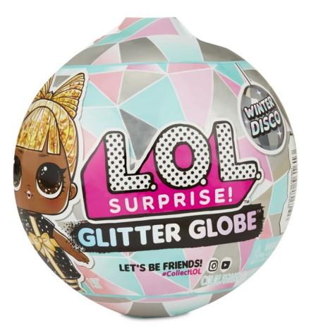 L.O.L. Surprise Glitter Globe Winter Disco