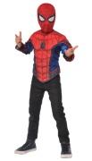 Spider-Man Deluxe Costume Top Set