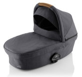 Britax Liggdel Smile III, Midnight Grey, Brunt Handtag