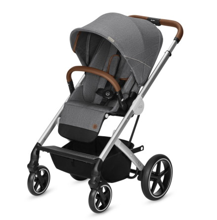 Cybex Balios S, Denim Manhattan Grey