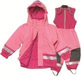 Boardman barnset, Pink - Fuchsia