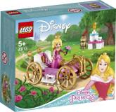Lego Disney Auroras kungliga vagn
