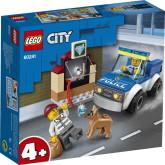 Lego City Polisens hundenhet