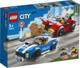 Lego City Motorvägsarrestering