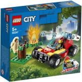 Lego City Skogsbrand