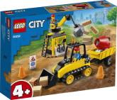 Lego City Bulldozer