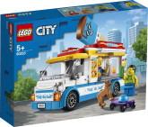 Lego City Glassbil