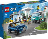 Lego City Bensinstation