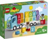 Lego Duplo Alfabetslastbil