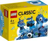Lego Classic Kreativa blå klossar