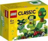 Lego Classic Kreativa GRÖNA klossar