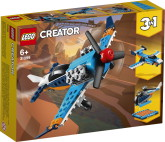 Lego Creator Propellerplan