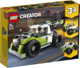 Lego Creator Raketbil