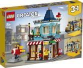 Lego Creator Leksaksaffär