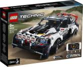 Lego Technic Fjärrstyrd rallybil från Top Gear