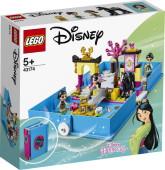 Lego Disney Mulans sagoboksäventyr