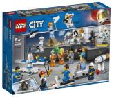 Lego City Figurpaket - Rymdforskning och utveckling