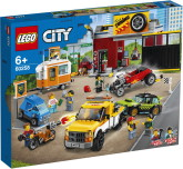 Lego City Bilverkstad