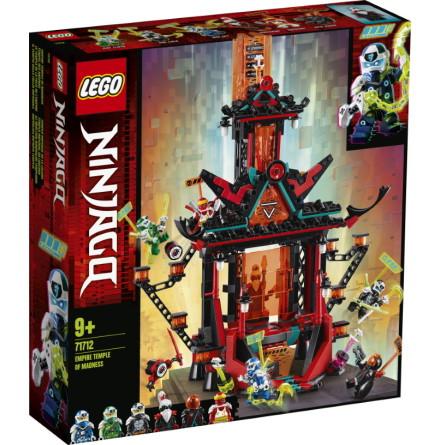 Lego Ninjago Vansinnets kejsartempel
