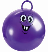 3-2-6 Hoppboll 50 cm, Lila