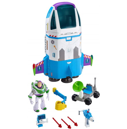 Toy Story 4 Star Command Spaceship