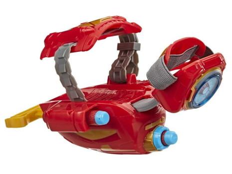 Nerf Power Moves Iron Man Repulsor Blast Gauntlet