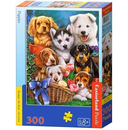 Puppies, Pussel, 300 bitar