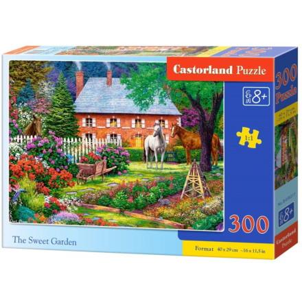 The Sweet Garden, Pussel, 300 bitar