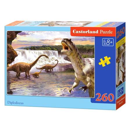 Diplodocus, Pussel, 260 bitar