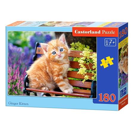 Ginger Kitten, Pussel, 180 bitar