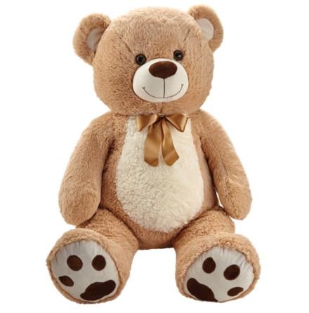 Snuggle Buddies Jumbo Teddy 120cm