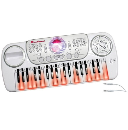 MU Disco Learning Keyboard