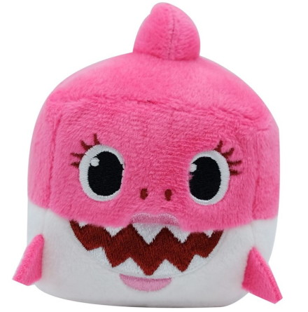 Baby Shark Mjukis-kub, Rosa