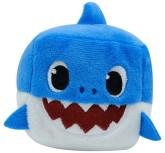 Baby Shark Mjukis-kub, Blå