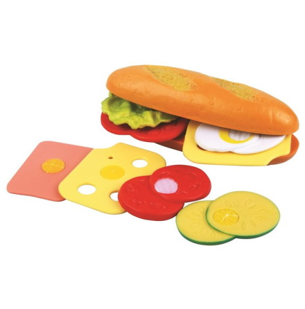 Junior Home Baguette Lekset