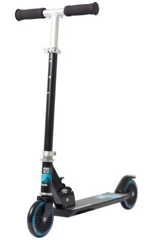 Stiga Kick Scooter Comet 120-S, Black/Blue