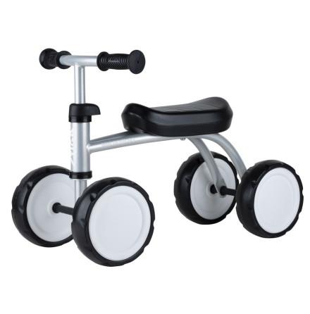 Stiga Mini Rider Go Gåbil, Silver