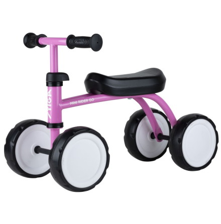 Stiga Mini Rider Go Gåbil, Pink