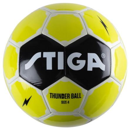 Stiga Thunder Ball Fotboll Storlek 4, Green