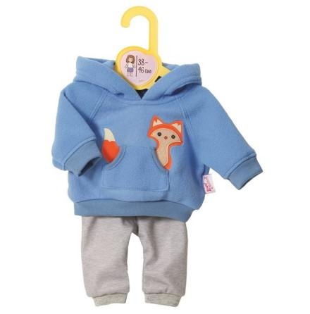 Zapf Creation Fashion Joggins Suit Blue L