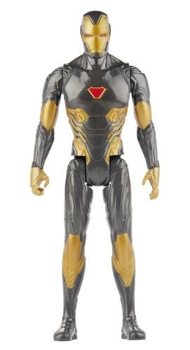 Iron Man Black/Gold Titan Hero Series, Marvel Avengers