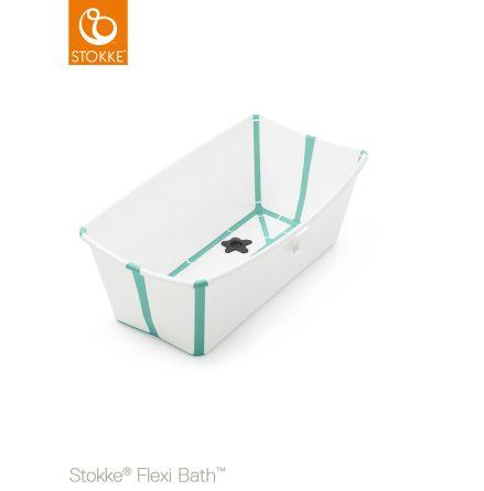 Stokke Flexi Bath, White Aqua