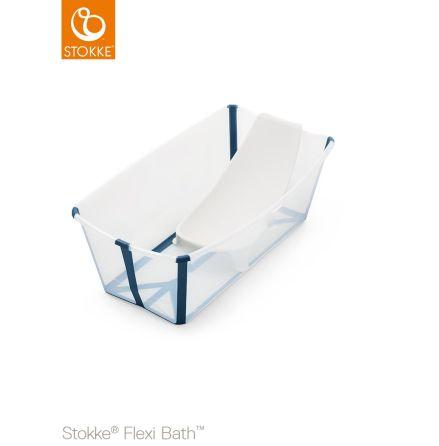 Stokke Flexi Bath Bundle, Transparent Blue