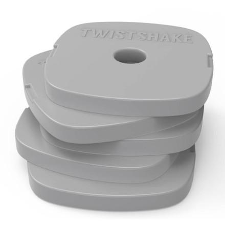 Twistshake 5x Kylklampar